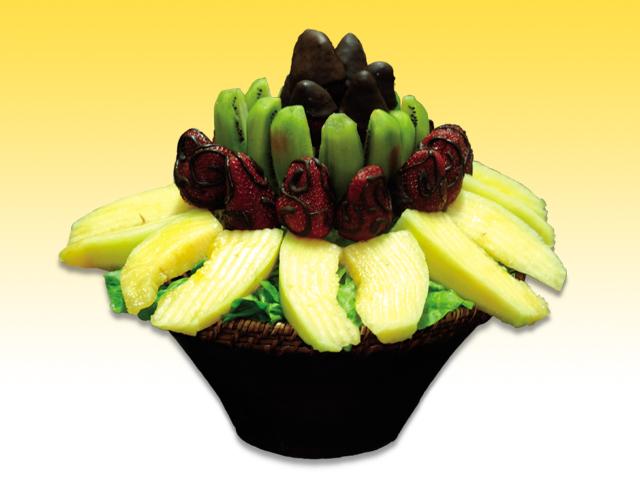 Meyve Sepeti  Sevda Çiçeði