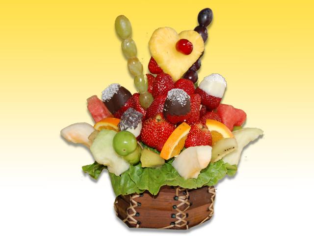 Meyve Sepeti  Minik Kalp