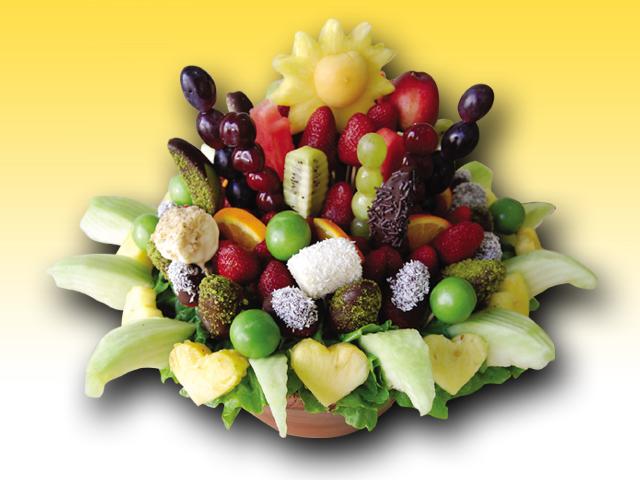 Meyve Sepeti  Beyaz Bahar