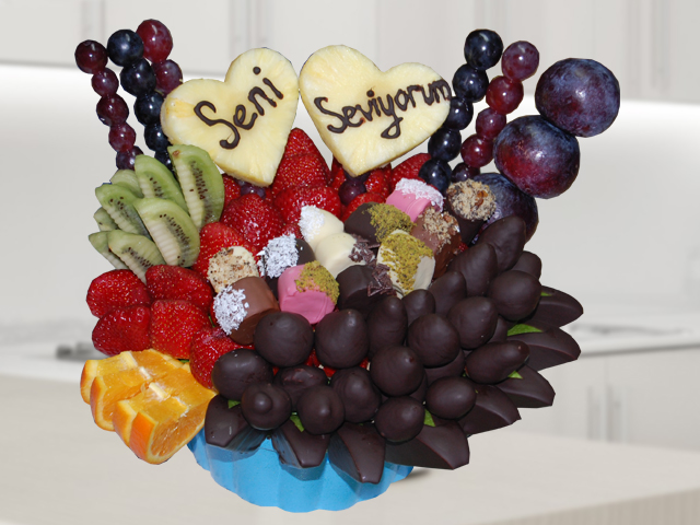 Meyve Sepeti  Seni Seviyorum