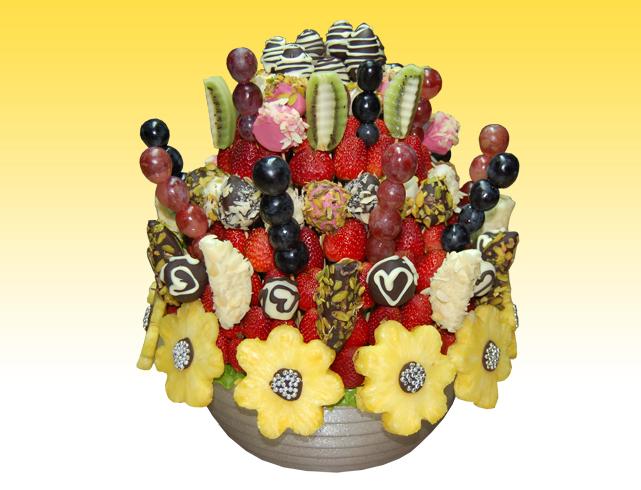 Meyve Sepeti  Çiçeðim