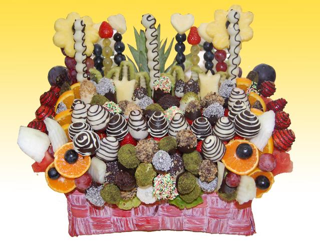 Meyve Sepeti Hayal Bahçesi