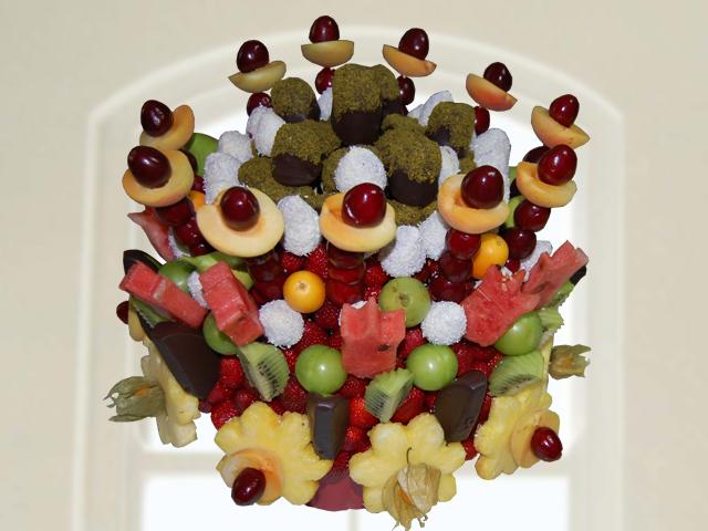 Meyve Sepeti Renk Cümbüþü