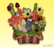 Tatlı Rüya Meyve Sepeti - Meyve Cicek Meyve Çiçeği Ürünün ayrıntılarını görmek için tıklayın !