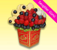 Meyve Sepeti-Sevgiliye Meyve �i�e�i �r�n�n ayr�nt�lar�n� g�rmek i�in t�klay�n !
